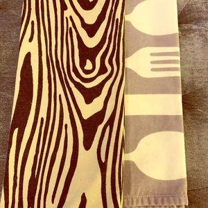 West Elm Tea Towel Bundle